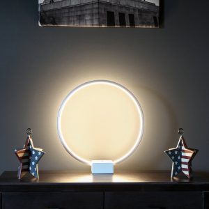 brightech-circle-led-table