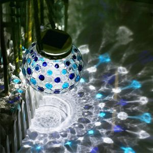 solar-glass-ball-table-lamps