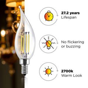 4 watt bulb