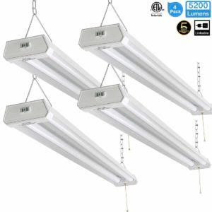 8ft led shop lights