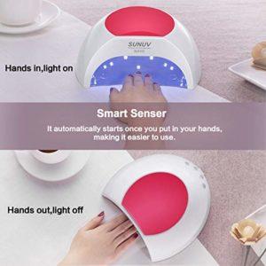 best led gel lamp
