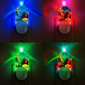 children's plug in wall lights