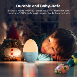 safe night light for toddler